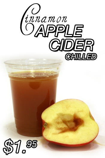 apple cider